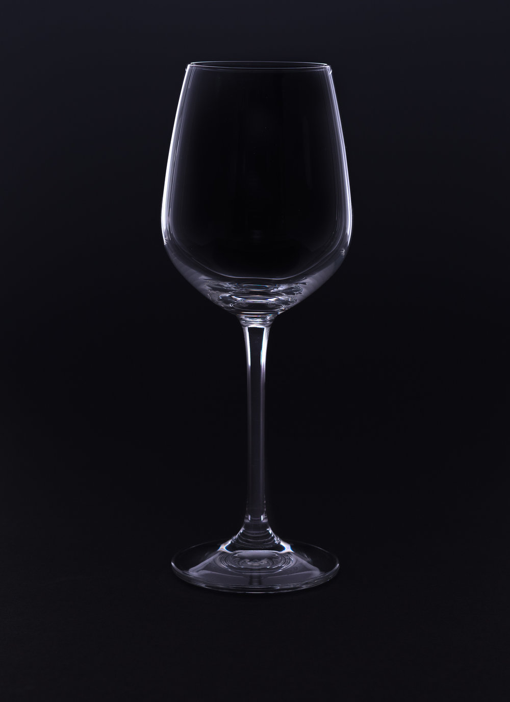 White Wine Glass - Crystal