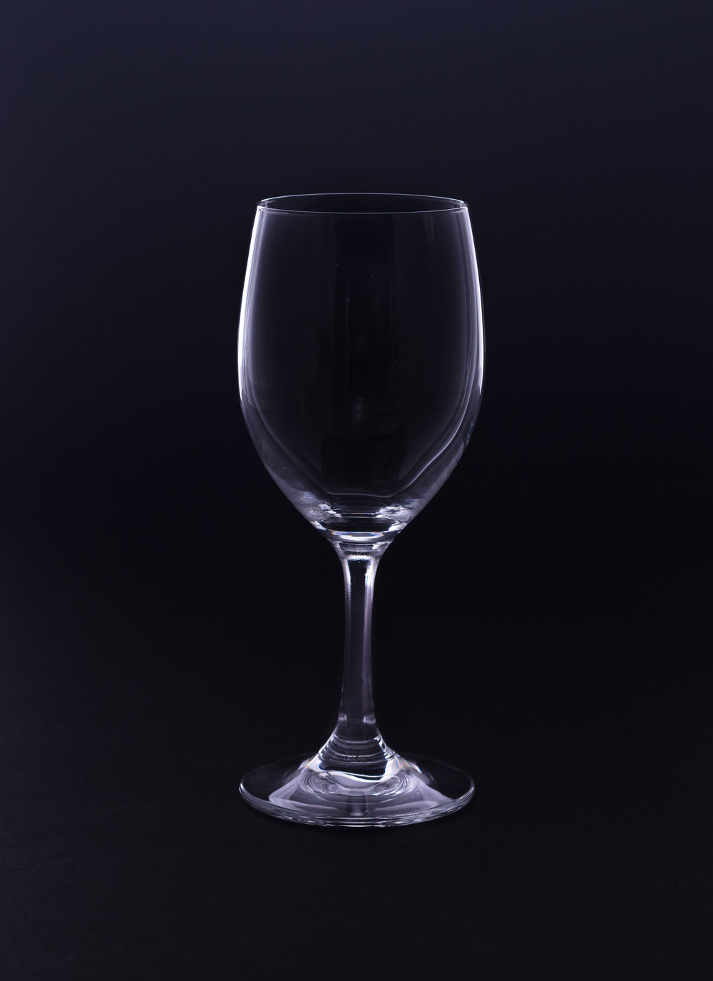 White Wine Glass - Bar Crystal