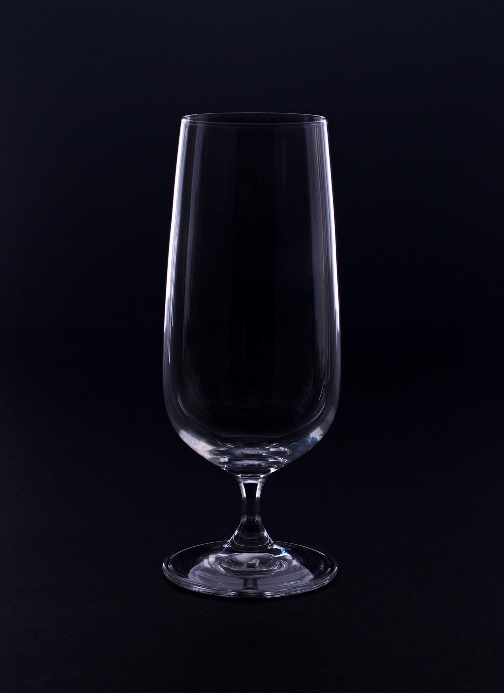 Water Goblet / Pilsner - Crystal