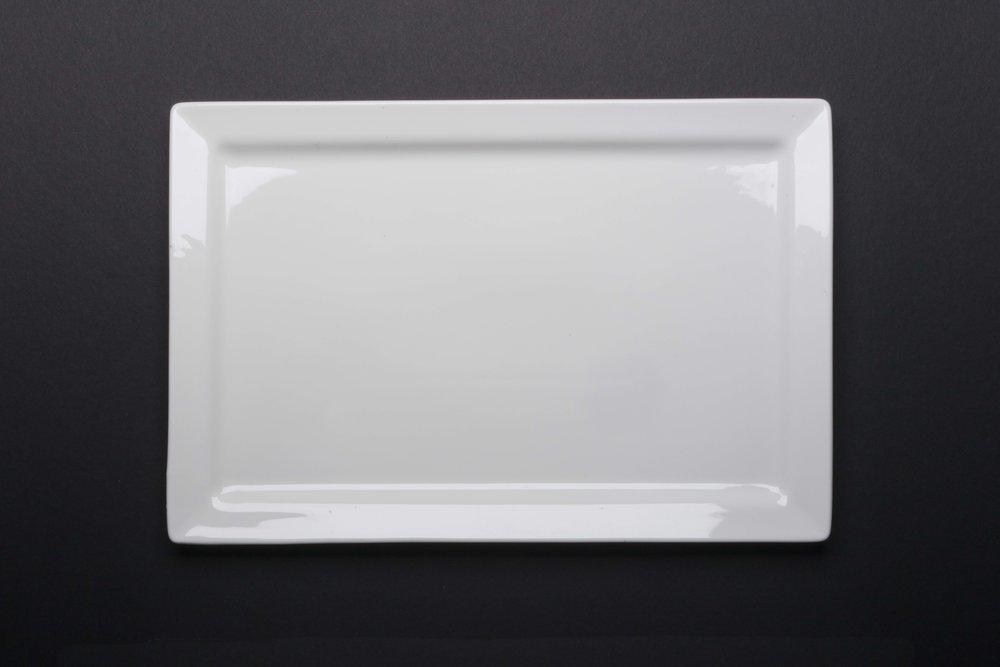 """Serving Platter - 18"""" x 11"""""""