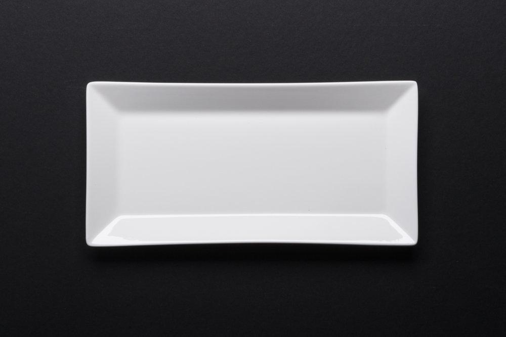 """Platter - 11"""" x 5.5"""""""