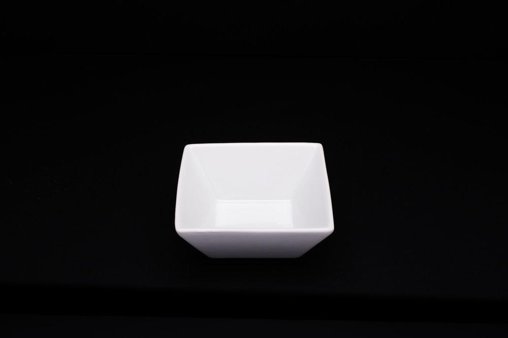 """Small Square Bowl - 5"""""""
