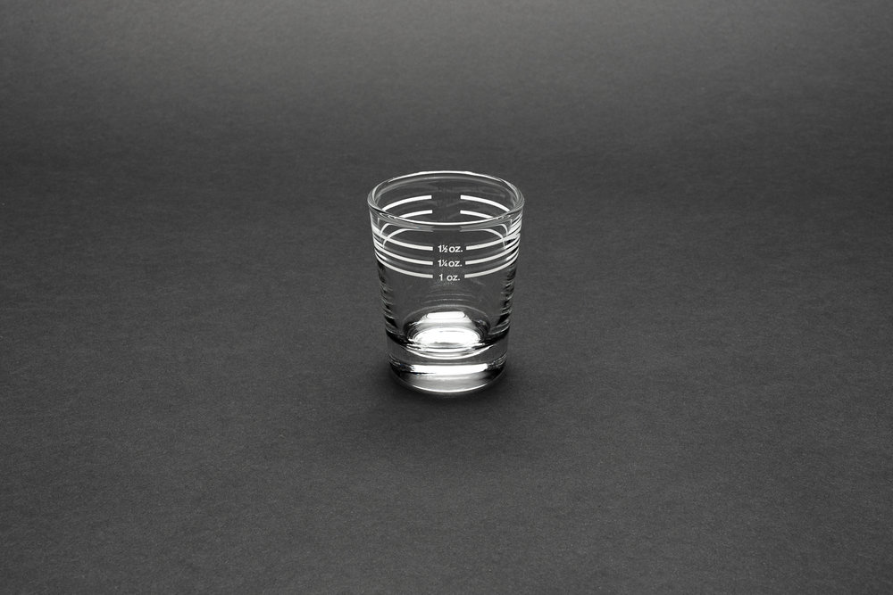 Measure Shot Glass