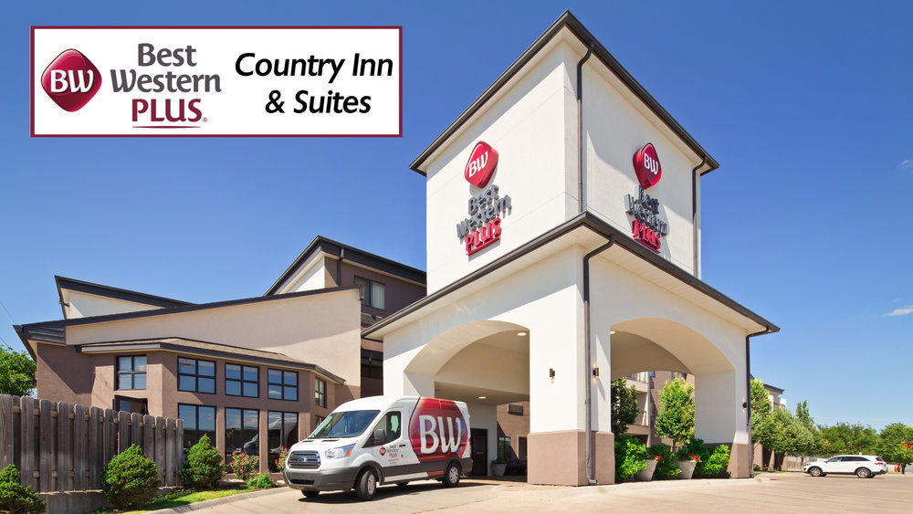 Best Western Plus Country Inn & Suites - 506 N. 14th Avenue, Dodge City, KS620-225-7378Stay & Play Rate $139.99 plus tax