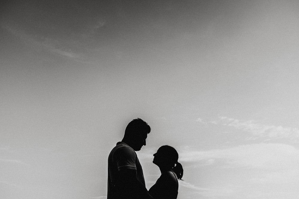 Julie & Marcel + Baby
