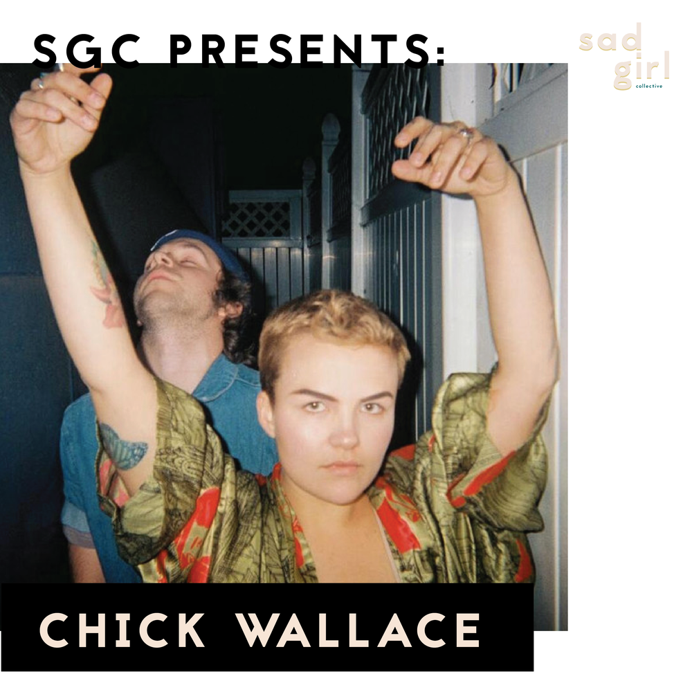 Chick Wallace Isn't Your Manic Pixie Dream Girl