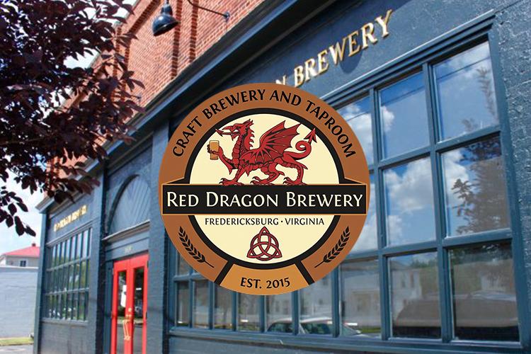 Red Dragon Brewery, Fredericksburg, VA