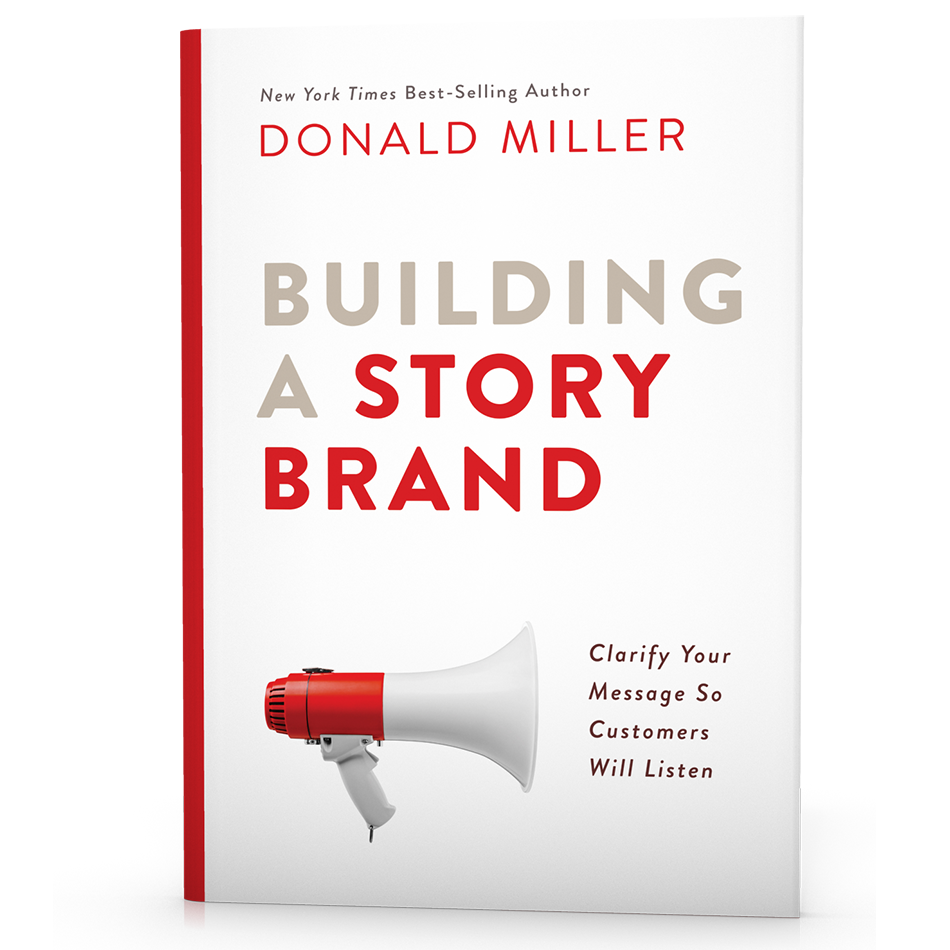 Buy  Building a StoryBrand  here