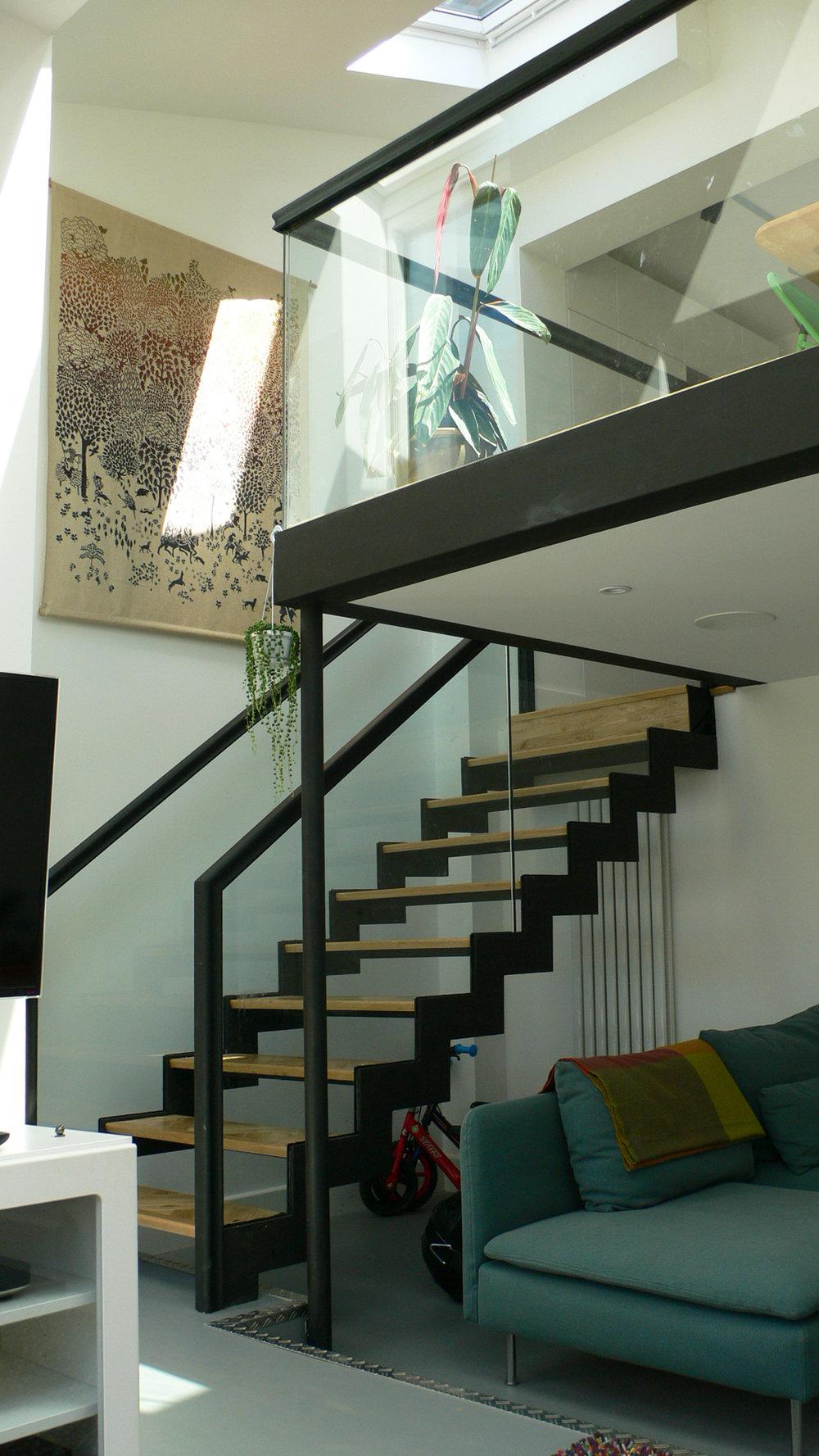 two storey extension e17 architect walthamstow