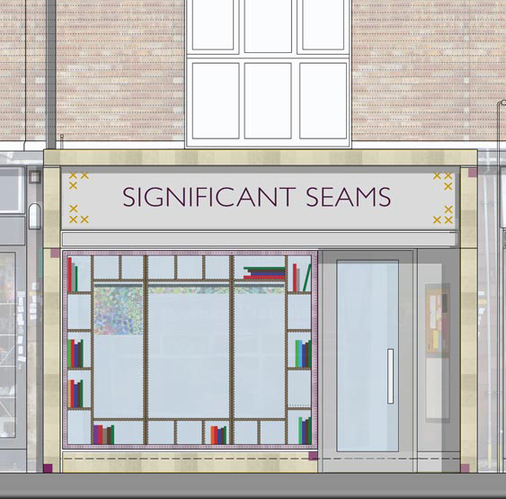 Significant Seams Retail and Shop Front Design E17 Wood Street