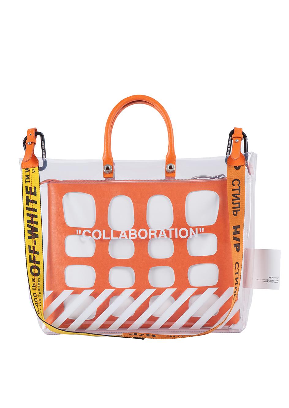 Kolor Magazine Off-White and Heron Preston Have Collaborated on A Unisex Handbag 1.jpg