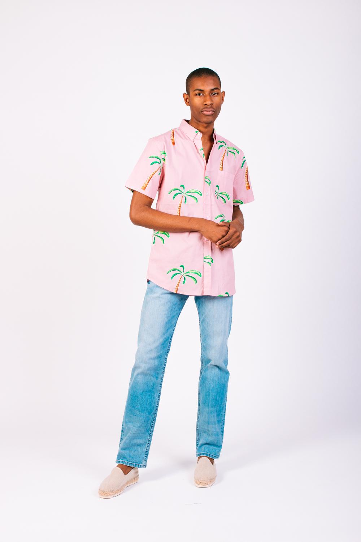 DUVIN Shirt, LIFE AFTER DENIM Jeans, OAS Shoes