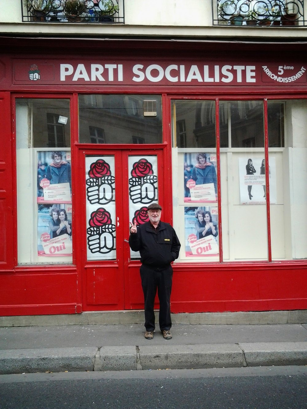 I've always had a thing for French radical politics...