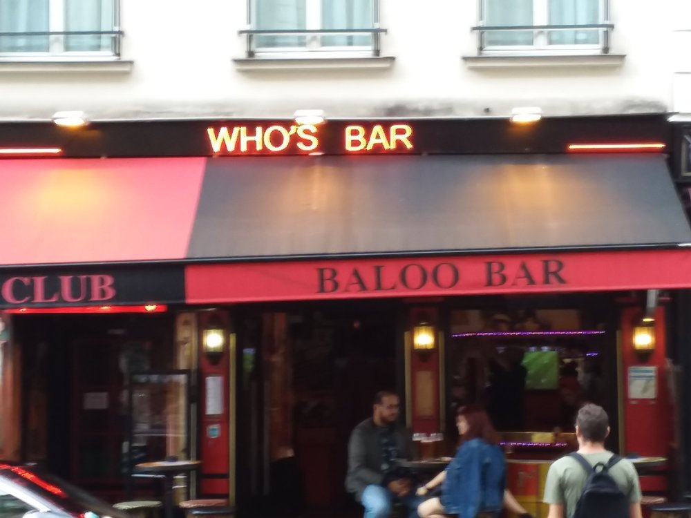 Following his successful baseball career, the renowned first baseman opened a little place in Paris near Notre Dame cathedral.