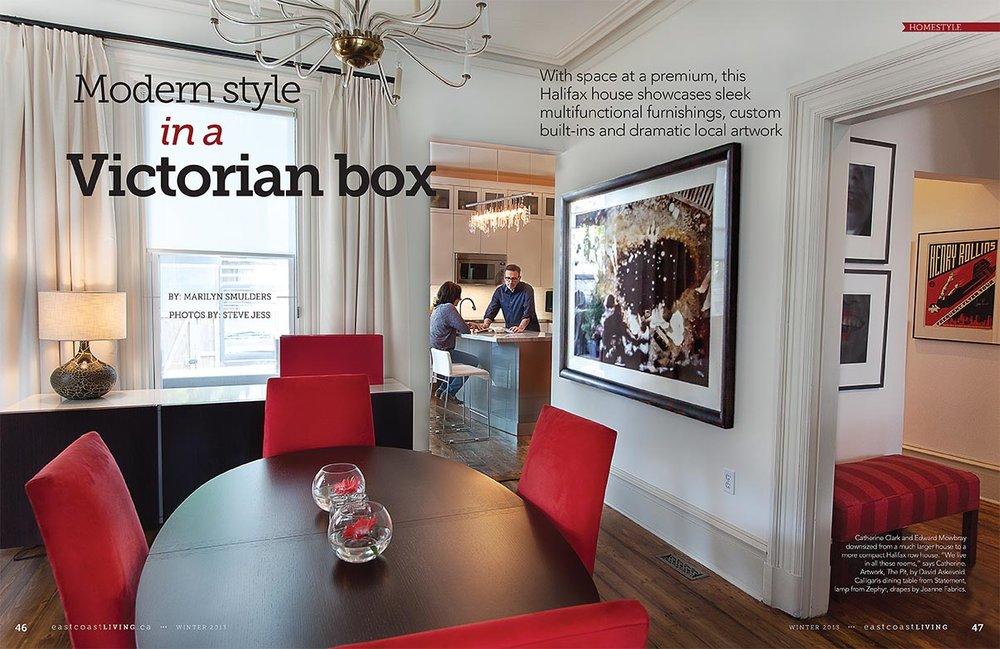 Modern Style Victorian Box
