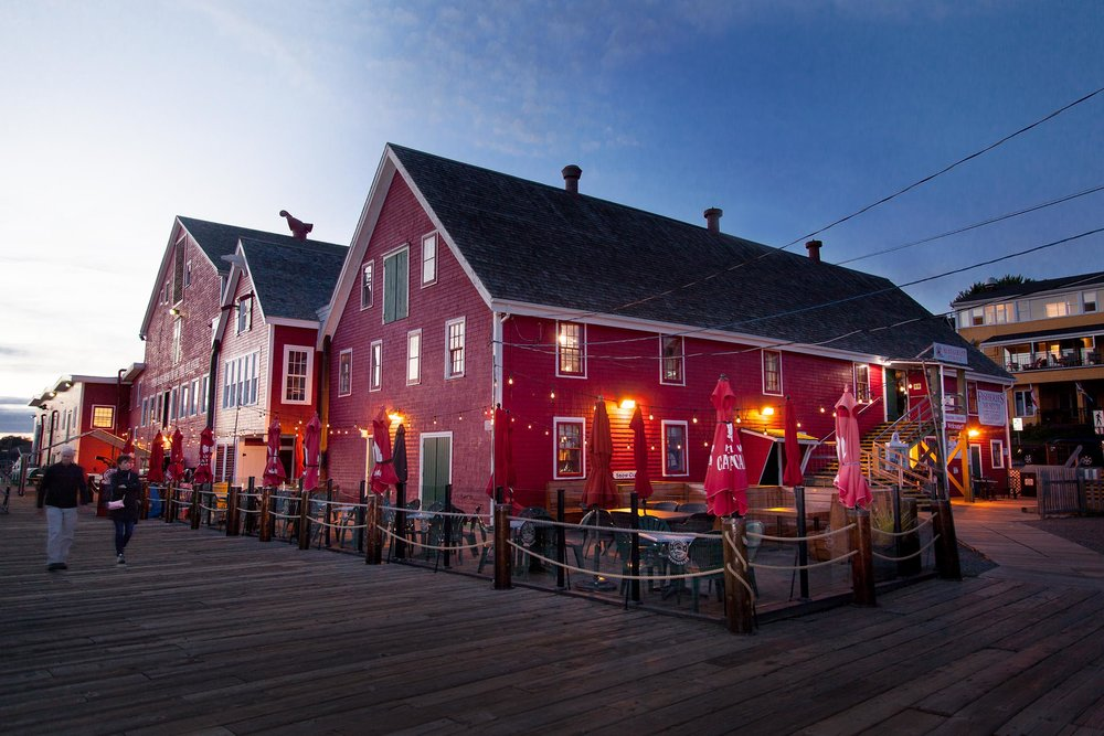 Fisheries Museum , Lunenburg Nova Scotia