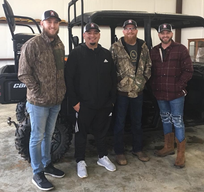 Chase Lapeyrouse   By far the ultimate hog hunting experience. This is a must hunt for anyone that hunts. Book as soon as possible!