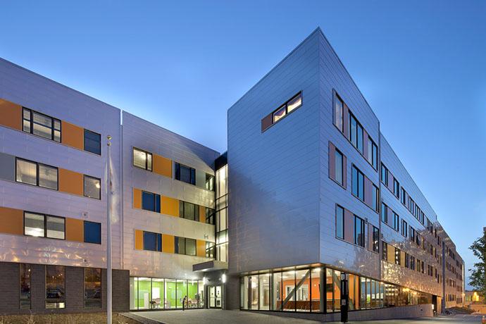 Syracuse Campus West Apartments