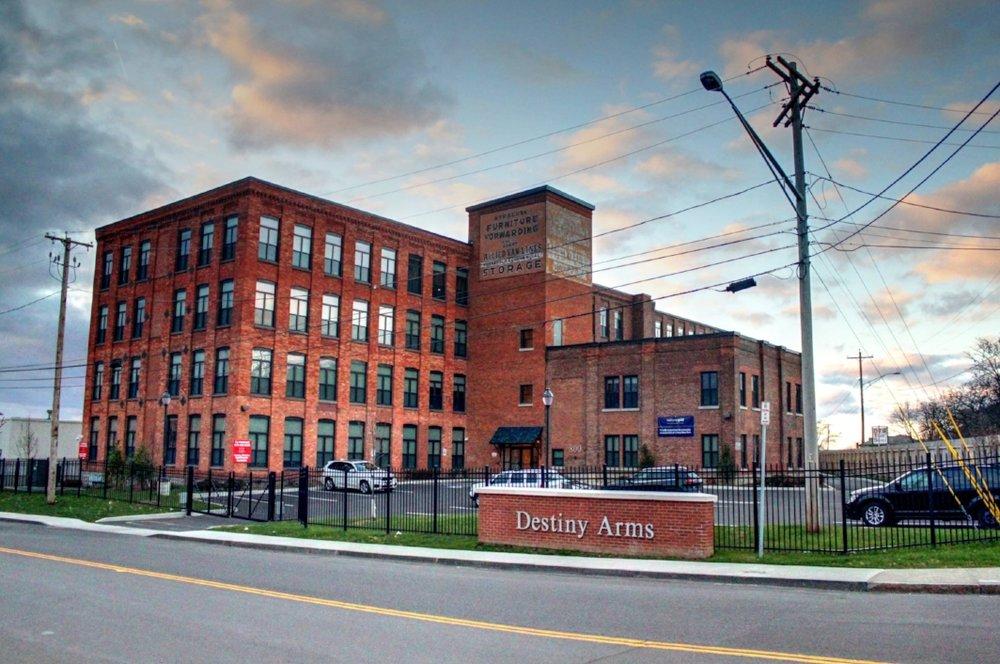 Destiny Arms Apartments