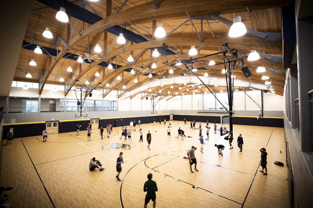 Trinity-Pawling Smith Field House