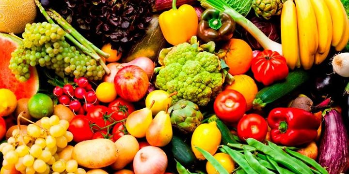 Healthy Eating and Growing your own food