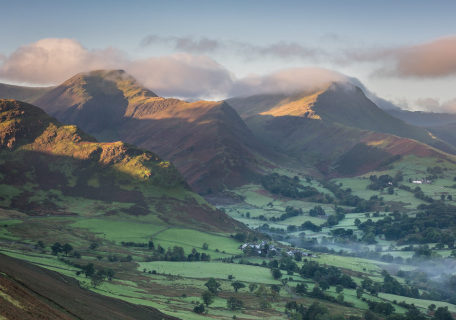 Robinson, Hindscarth and Catbells