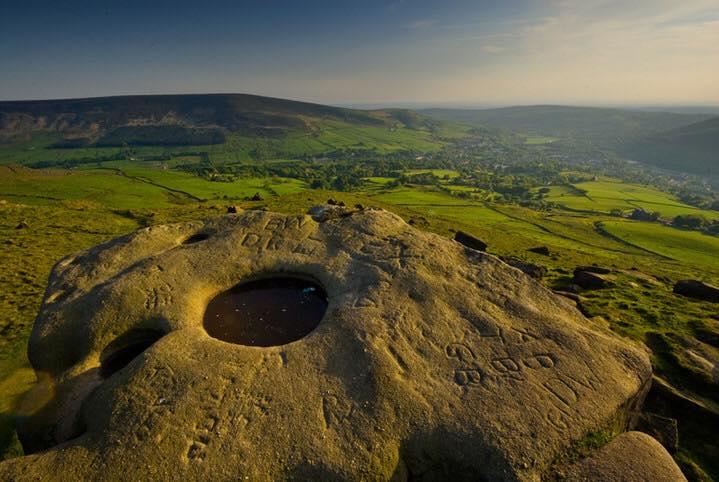 The Pots n' Pans Boulders