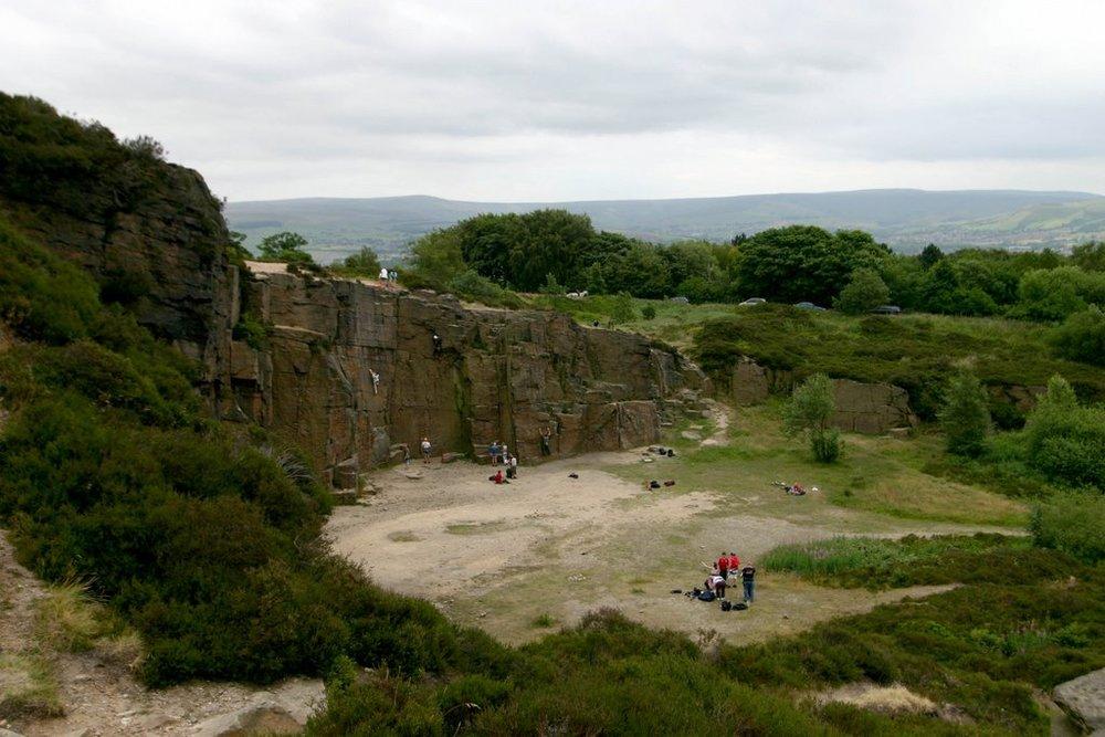 Hobson Moor Quarry