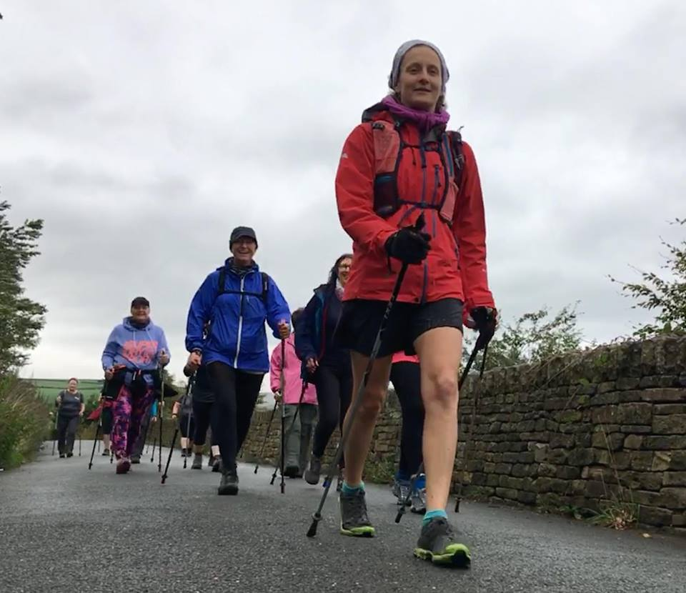 Nordic Walking with abcdiagnosis