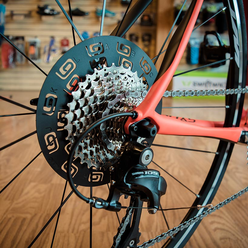 Bike Components - Make your bike snappier, more responsive, stop sooner, and go faster with upgraded components. Whether you know the exact part you want or you just know you want your bike to perform better, we can help you with advice, getting the part, and making sure its installed properly.