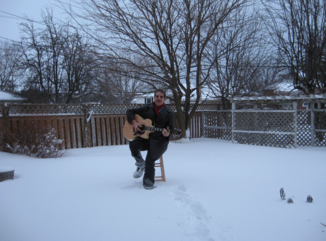 Can't Take The Sudbury out of the Guitar Player