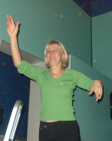 Monika The Dance Machine