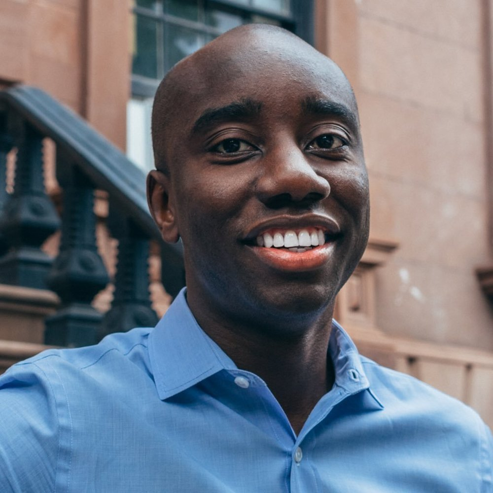 Adem Bunkeddeko, NY-9   MBA | Community organizer   Campaign site