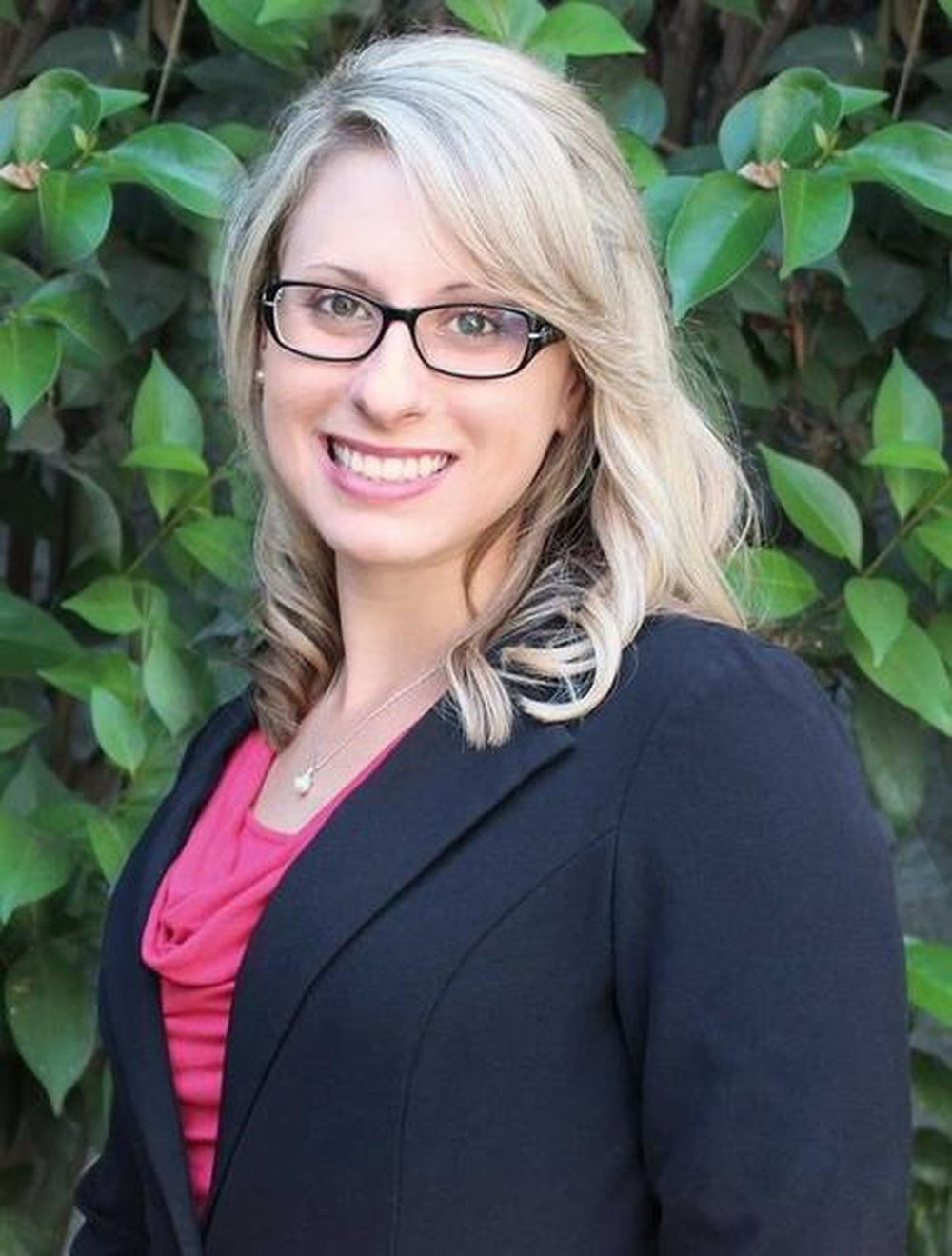 Katie Hill, CA-25   MPA | Executive Director of large NGO   LinkedIn  |  Campaign site