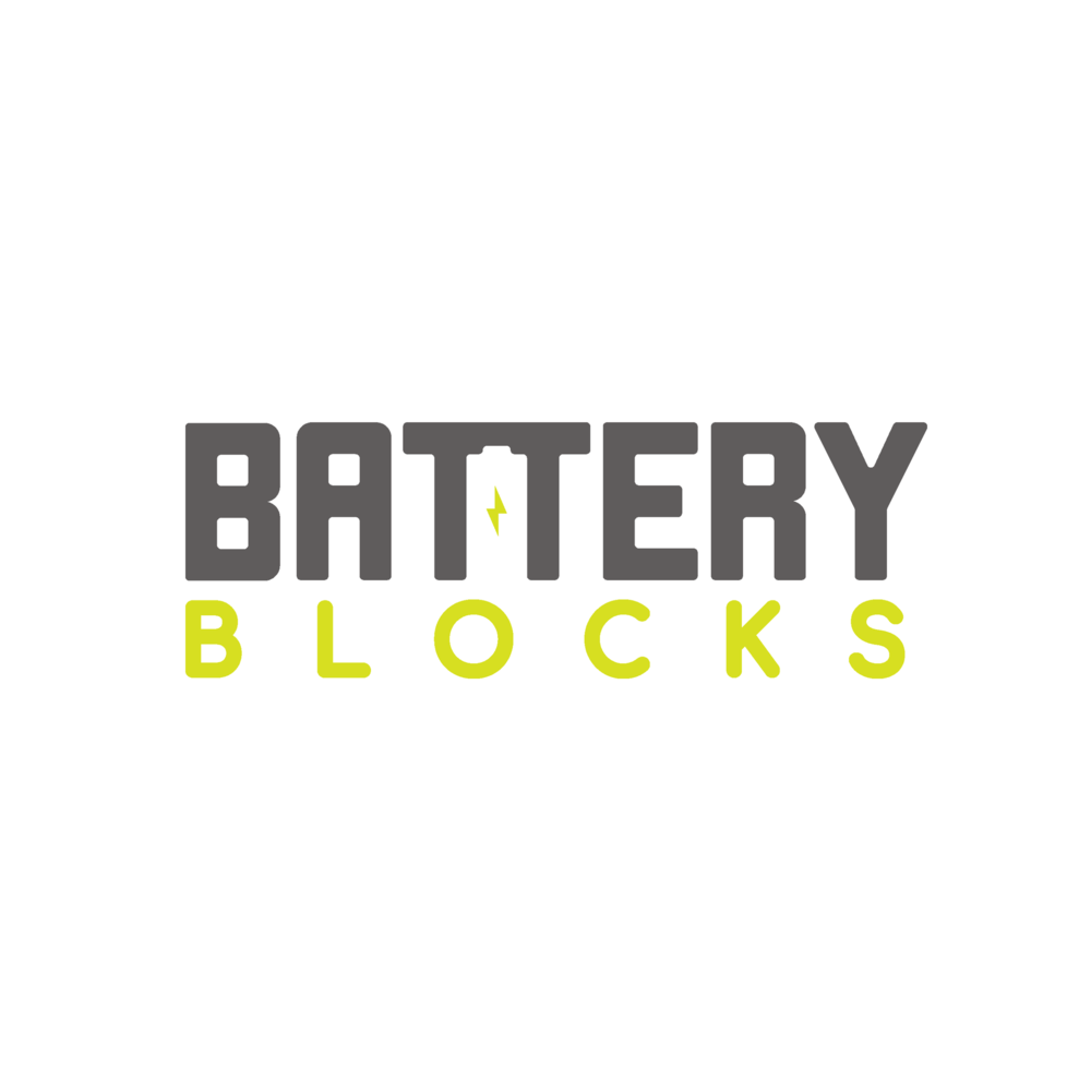 Designed for Battery Blocks, a technology accessory startup. -