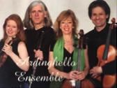 Annette Rehberger, Violine Karl Kaiser, Flöte Ursula Kaiser, Violoncello Sebastian Wohlfarth, Viola