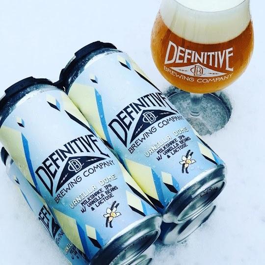 Vanilla Dome - Milkshake Double IPA
