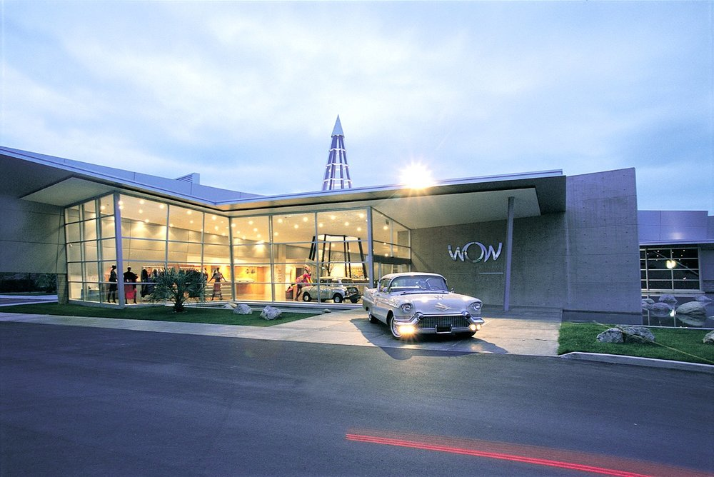 World of WearableArt & Classic Cars Museum - home to the National WOW collection and Nelson Classic Cars