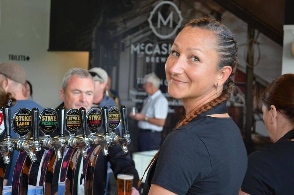 McCashins Brewery - brewery, tours and cafe