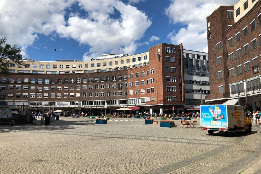 Fridtjof Nansens plass