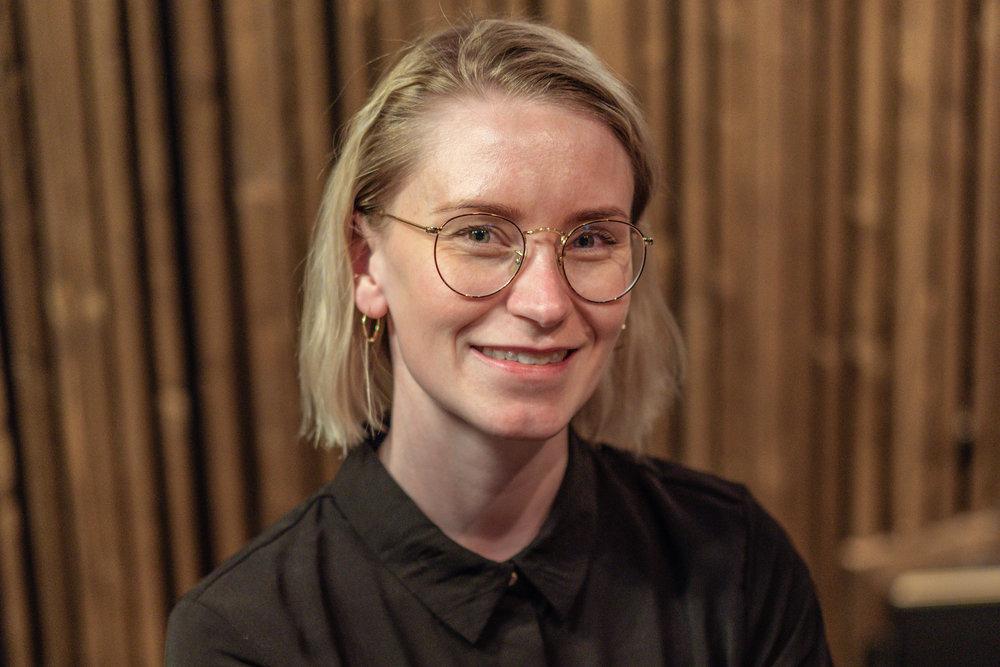 Line Oma (Ap), bydelsordfører i Bydel Gamle Oslo og styremedlem i Tøyen Torgforening. Foto: Hung Pham
