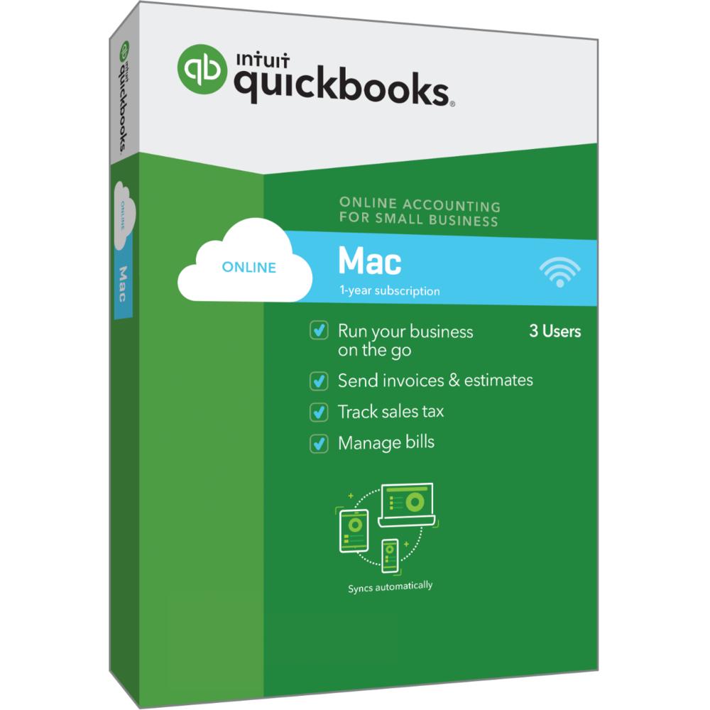 QuickBooks Online for Mac