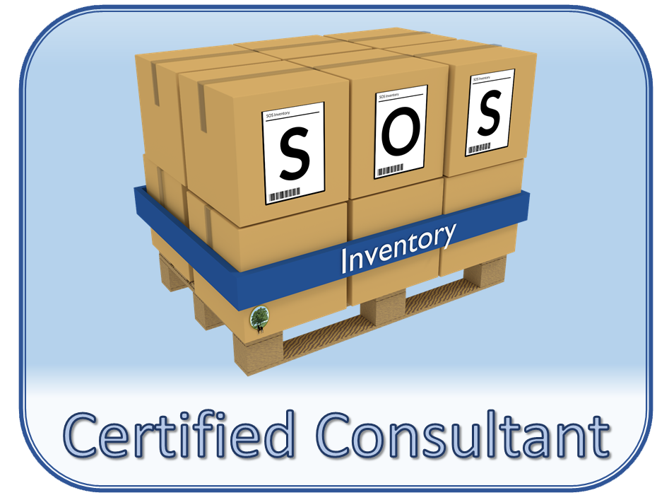 Peak Advisers is an SOS Inventory Certified Consultant