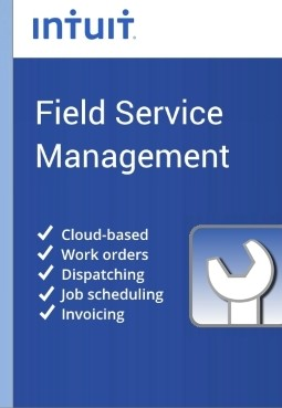 Intuit Field Service Management does it all