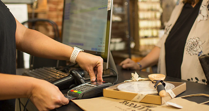Holiday sales ringing up with Intuit QuickBooks POS hardware and software