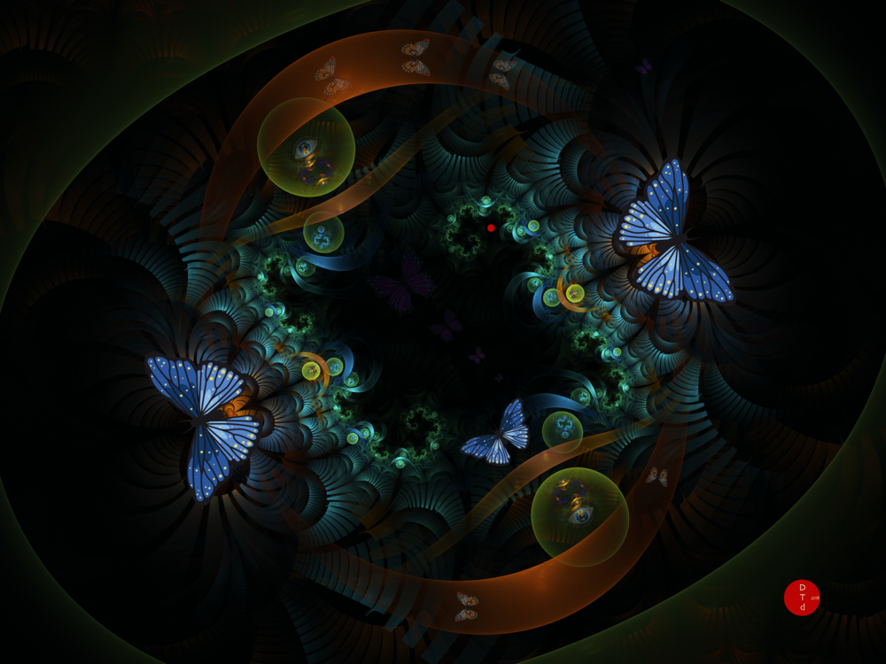 Butterfly Exodus