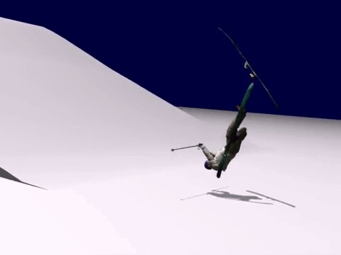 Jump Design in Terrain Park