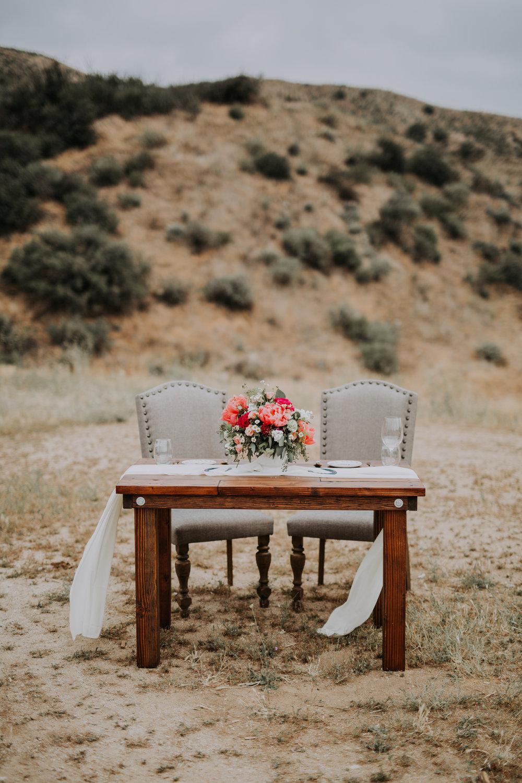 Semiona Sweetheart Table
