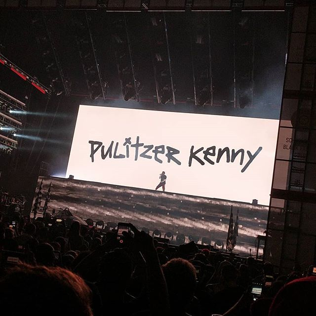 #PulitzerKenny