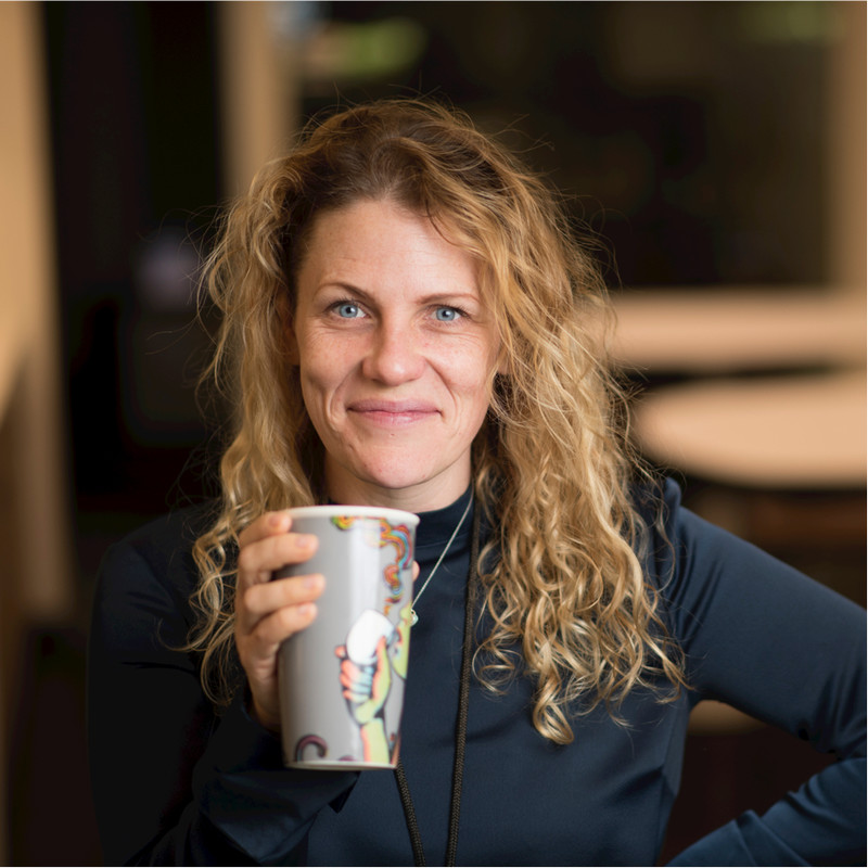 Sara Thompson-Pizarro, Owner